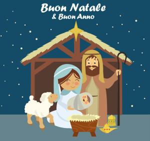 Buon Santo Natale.Buon Natale Scuola Dell Infanzia Di Villa Fontana Santo